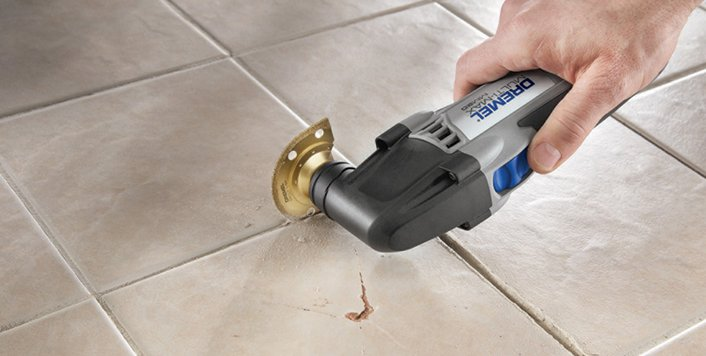 Мультитул Dremel Multi Max MM20 F013MM20JF