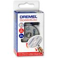Набор Dremel EZ SpeedClic Starter Set (SC406) 2615S406JC