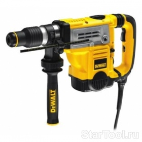 Фото Перфоратор DeWalt D 25601 K Startool.ru
