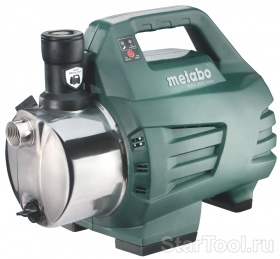 Фото Насос-автомат Metabo HWA 3500 Inox 600978000 Startool.ru
