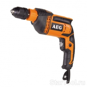 Фото Дрель AEG BE 650 R 381775 Startool.ru