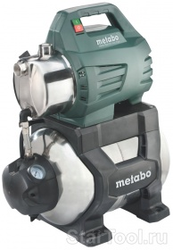 Фото Насосная станция Metabo HWW 4500/25 Inox Plus 600973000 Startool.ru