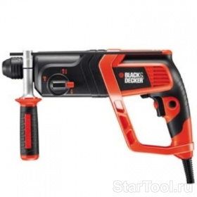 Фото Перфоратор Black&Decker KD985KA Startool.ru