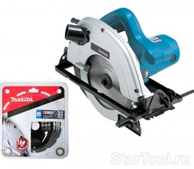 Фото Пила дисковая Makita 5704RX (5704 RX) Startool.ru