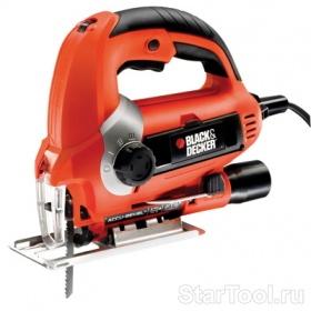 Фото Лобзик Black&Decker KS 900 EK Startool.ru