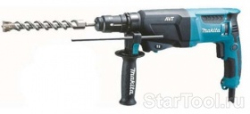 Фото Перфоратор Makita HR2611FT(X5) (HR 2611 FT X5) Startool.ru