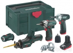 ���� ����� ������������������� Metabo Combo Set 4.1 10.8 V 685029000 Startool.ru