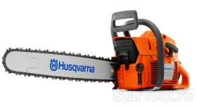 Фото Бензопила Husqvarna 272XP Startool.ru