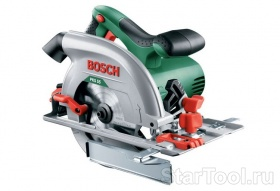 Фото Дисковая пила Bosch PKS 55 0603500020 Startool.ru
