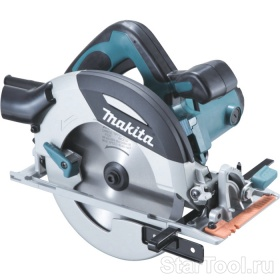 Фото Пила дисковая Makita HS6100K (HS 6100 K) Startool.ru