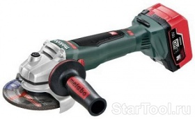 ���� ������� ���������� Metabo WB 18 LTX BL 125 Quick 613077660 Startool.ru