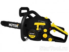 Фото Бензопила Huter BS-40 Startool.ru
