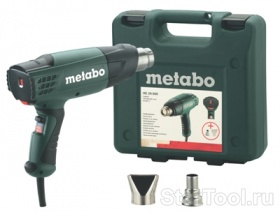 Фото Фен Metabo HE 20-600 602060500 Startool.ru