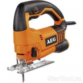 Фото Лобзик AEG STEP 90 X 412910 Startool.ru
