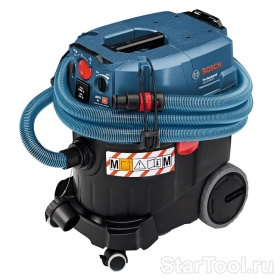 Фото Пылесос Bosch GAS 35 M AFC Professional 06019C3100 Startool.ru