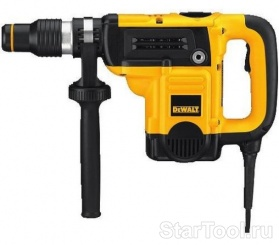Фото Перфоратор DeWalt D 25501 K Startool.ru