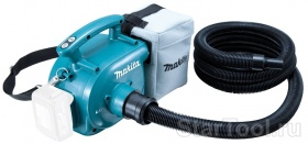 Фото Пылесос Makita DVC350Z Startool.ru