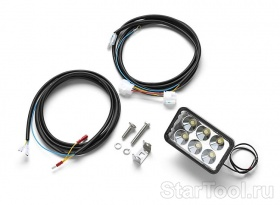 Фото Фара LED для райдеров Husqvarna 5811254-01 Startool.ru