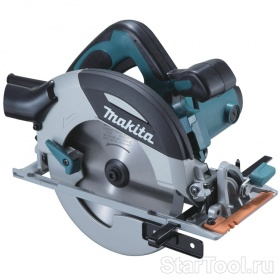 Фото Пила дисковая Makita HS7100K (HS 7100K) Startool.ru