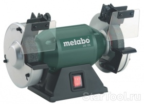 Фото Точило Metabo DS 125 619125000 Startool.ru