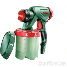 Фото Пистолет краскораспылителя Bosch 1600A008W8 Startool.ru