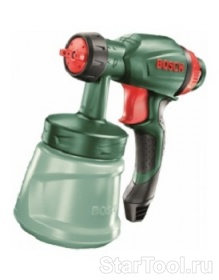 Фото Пистолет краскораспылителя Bosch 1600A008W7 Startool.ru
