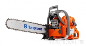 Фото Бензопила Husqvarna 372 XP 9657029-18 Startool.ru