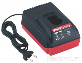 Фото AC 30 Plus Зарядн.устр Metabo NiCd/NiMh/LiIon (BSZ) 627275000 Startool.ru