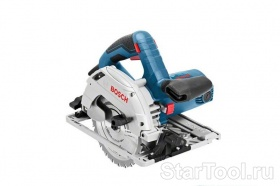 Фото Ручная циркулярная пила Bosch GKS 55 плюс G Professional 0601682000 Startool.ru