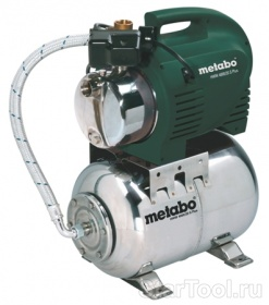 Фото Насосная станция Metabo HWW 4000/20 S Plus 0250400130 Startool.ru