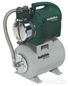 Фото Насосная станция Metabo HWW 4000/20 S 0250400120 Startool.ru