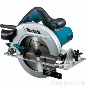 Фото Пила дисковая Makita HS7601 (HS 7601) Startool.ru