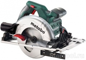Фото Пила дисковая Metabo KS 55 FS 600955700 Startool.ru