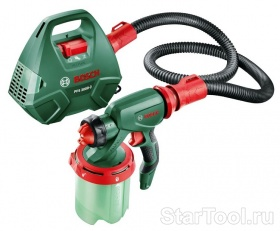Фото Краскопульт Bosch PFS 3000-2 0603207100 Startool.ru