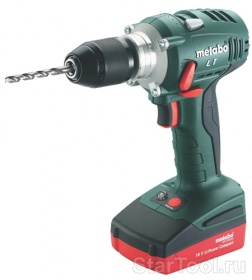 ���� �������������� �����-���������� Metabo BS 18 LT Impuls Compact 602139550 Startool.ru