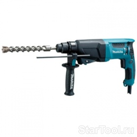 Фото Перфоратор Makita HR2611F(X5) (HR 2611 F X5) Startool.ru
