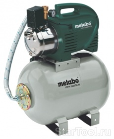 Фото Насосная станция Metabo HWW 5500/50 0250550022 Startool.ru