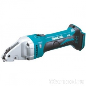 Фото Аккумуляторные листовые ножницы Makita BJS160Z (BJS 160 Z) Startool.ru