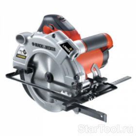 Фото Пила дисковая Black&Decker KS 1400L  Startool.ru
