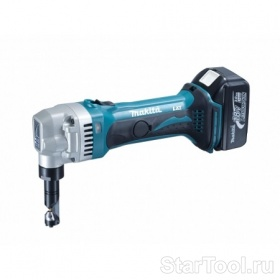 Фото Аккумуляторные ножницы по металлу Makita BJN160RFE Startool.ru