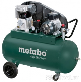 Фото Компрессор Metabo MEGA 350-100 W 601538000 Startool.ru
