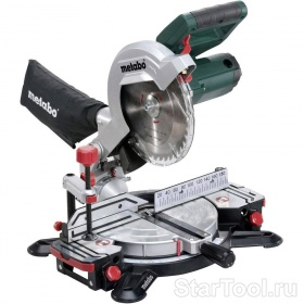 ���� ����������� ���� Metabo KS 216 M Lasercut 619216000 Startool.ru