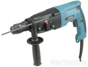 Фото Перфоратор Makita HR2450FT (HR 2450 FT) Startool.ru