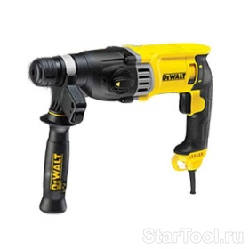 Фото Перфоратор DeWalt D 25144 K Startool.ru