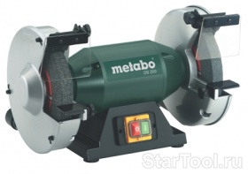 Фото Точило Metabo DS 200 (DS200) 619200000 Startool.ru