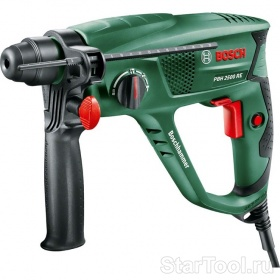 Фото Перфоратор SDS-plus Bosch PBH 2500 RE 0603344421 Startool.ru