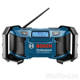 Фото Радиоприёмник Bosch GML SoundBoxx Professional 0601429900 Startool.ru