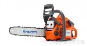Фото Бензопила Husqvarna 140 9667764-04 Startool.ru