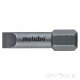 Фото Бит Metabo Torsion SL 0,6x4х89мм 624382000 Startool.ru