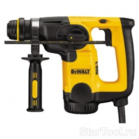 Фото Перфоратор DeWalt D25313K Startool.ru